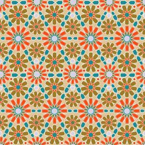 Alhambra Tile 1