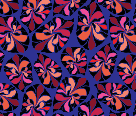 africa_africa-01 fabric by colorpride_studio_by_sandra_hutter on Spoonflower - custom fabric