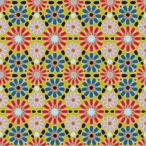 Alhambra tile 2