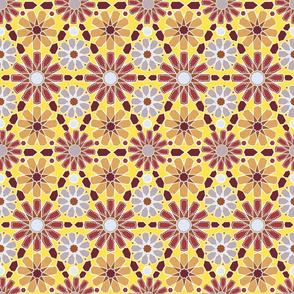 Alhambra tile 3