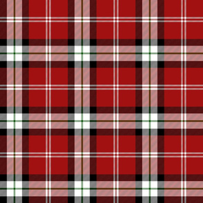 Nisbet dress tartan #2, 6""