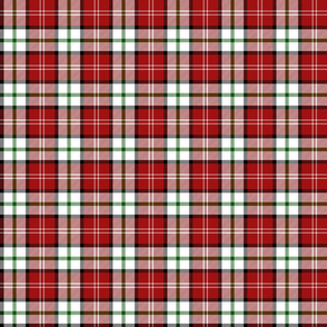 Nisbet dress tartan #1, 3""