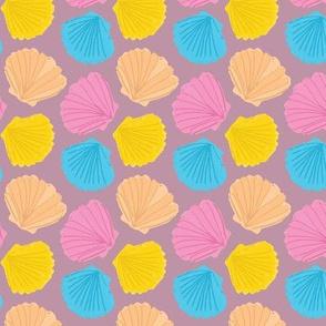 Clams - Lilac