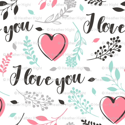 I Love You - Valentines Day