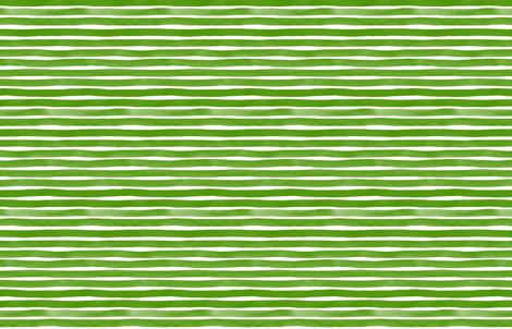 Watercolor Stripes M+M Moss by Friztin fabric by friztin on Spoonflower - custom fabric
