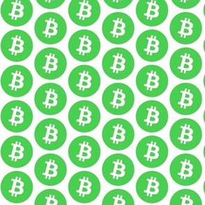 Green Bitcoin // Small