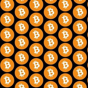 Orange Bitcoin // Small