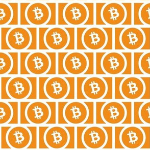 Bitcoin Logo // Small