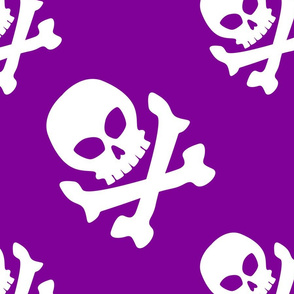 danger purple
