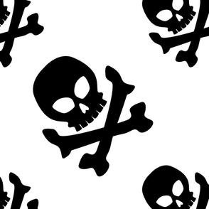 danger black reverse