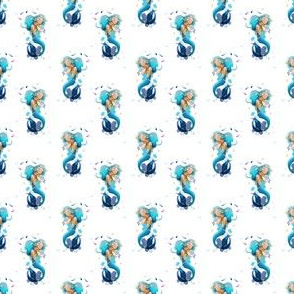 "1.5"" MERMAID MIX AND MATCH VERSION 2 / MORE SPACE"
