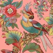 Redwardian-parrot-duchess-peacoquette-designs-copyright-2018_shop_thumb