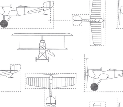 Delt flight school blueprint grey fabric hollizollinger spoonflower delt flight school blueprint grey malvernweather Image collections