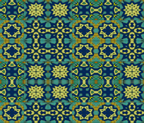 2018_tiles fabric by isabella_asratyan on Spoonflower - custom fabric