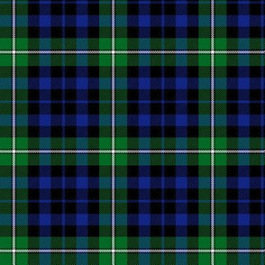 Forbes tartan #3 (Forbes Ancient), 3""