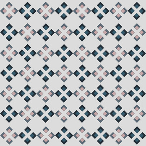Spanish Tiles-diamonds