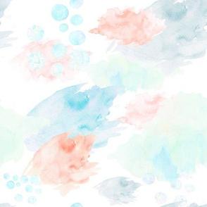 "10"" Chloe the Mermaid / Color Splashes / Darker Shade"