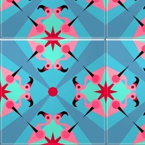Flamingo Tile