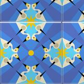 Egret Tile