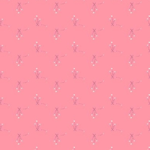 Smaller Pink Triplets