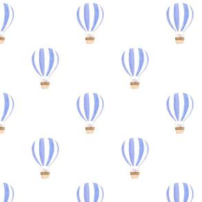Baby Nursery Hot Air Balloon