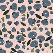 Forest Floor (pink)