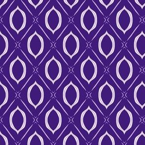 Purple Bread Grid