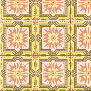 Spanish Tile 1 with Edge