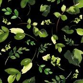 Rgreen-white-boho-skull-leaves-black_shop_thumb