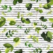 Rgreen-white-boho-skull-leaves-with-thin-stripes_shop_thumb