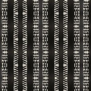 Black and White Notchprint