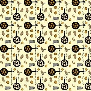 60s latke pattern yellow grnd smal copy