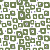 Moving Dots and Squares