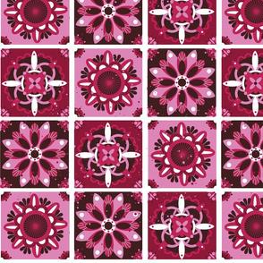Raspberry Tiles