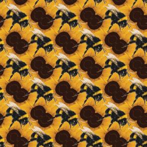 diagonal bees