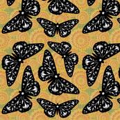 Butterfloral Orange