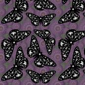 Butterfloral Violet