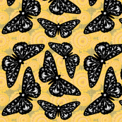 Butterfloral Yellow