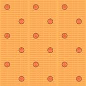 DOT-SM-GPWA Golden Poppy / Warm Apricot