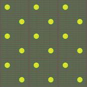 DOT-SM-CGBG Classic Green / Bungee Cord