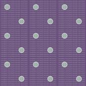 DOT-SM-SIPP Silt Green / Patrician Purple
