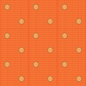 DOT-SM-WAGP  Warm Apricot / Golden Poppy