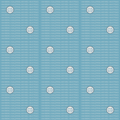 DOT-SM-VGMB Vaporous Gray / Milky Blue