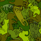 catmouflage classic green