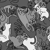 catmouflage grey