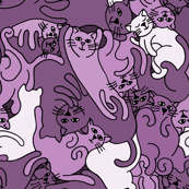 catmouflage pink