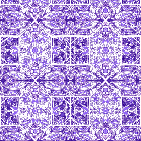 In a Purple Place fabric by edsel2084 on Spoonflower - custom fabric
