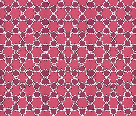arabesque 82 fabric by hypersphere on Spoonflower - custom fabric