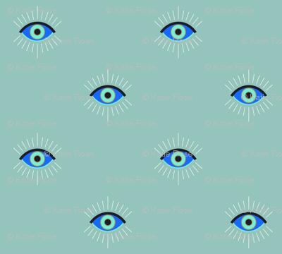 Greek Evil Eye
