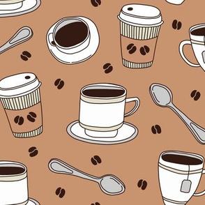 Coffee and Tea